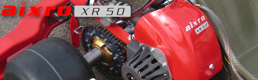 Buy a good used Aixro XR50 wankel karting engine